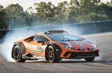 Lamborghini Huracan Sterrato sẽ được sản xuất đại trà với tư cách siêu xe địa hình