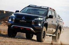 Mitsubishi Triton Absolute: Lời tuyên chiến dành cho Ford Ranger Raptor