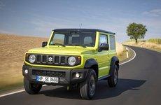 Đánh giá xe Suzuki Jimny 2020