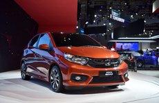 Chương trình khuyến mãi đối với khách hàng đặt mua Honda Brio kết thúc ngay trước ngày ra mắt 18/6