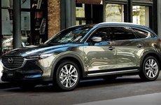 Chi tiết bảng giá sau ưu đãi của Mazda CX-8 2019 rò rỉ từ đại lý