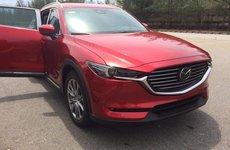 Cận cảnh Mazda CX-8 2019 tại nhà máy, chuẩn bị đến đại lý bán ra thị trường