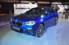 BMW X4 2019 công bố giá chính thức 2 tỷ đồng tại Malaysia