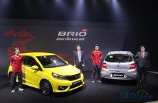 Honda Brio 2019 tại Việt Nam so với thị trường Indonesia, Philippines đắt hơn 120 triệu đồng
