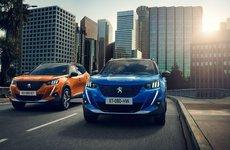Peugeot 2008 2020 hoàn toàn mới lộ diện, không khác gì 3008 mini