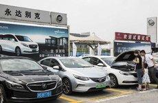 Trung Quốc và bài toán giảm khí thải nhưng vẫn bán được nhiều xe
