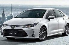 Toyota Corolla Altis 2020 thế hệ mới chuẩn bị cập bến Thái Lan, Việt Nam sắp tới lượt