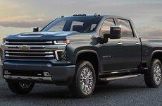 Chevrolet đang 'ủ mưu' tung ra thị trường mẫu bán tải hạng sang