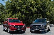 Thông số kỹ thuật Mazda CX-8 2019 vừa ra mắt Việt Nam