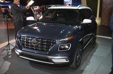 Hyundai Venue nhận hơn 30.000 đơn đặt hàng chỉ sau 1 tháng ra mắt