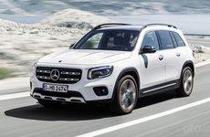 Mercedes-Benz EQB 2021 sẽ gia nhập dòng xe điện của Mercedes