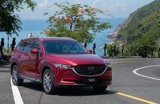 Những điểm vượt trội của Mazda CX-8 so với CX-5