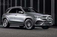 Mercedes-Benz GLE 2019 chào giá từ 1,6 tỷ tại Úc