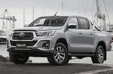 Toyota HiLux 2019 tăng giá chục triệu, bổ sung an toàn tại Úc