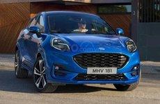 SUV cỡ nhỏ Ford Puma 2020 ra mắt, sẽ tiễn Ford EcoSport 'về vườn'?