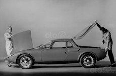 Lịch sử 60 năm của động cơ ô tô đặt giữa