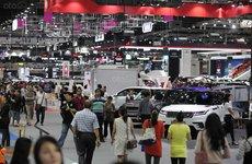 Doanh số xe tháng 5/2019 tại Thái Lan tăng 3,7%