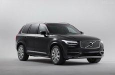 Volvo XC90 2020 Amoured - SUV bọc thép cao cấp nhận đặt hàng