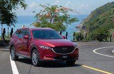 Mazda CX-8 2019 quay trở lại giá thực, tăng cao nhất 50 triệu đồng