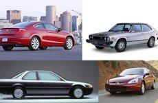 Honda Accord đã thay đổi như thế nào sau 4 thế kỷ có mặt trên thị trường?