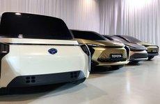 Toyota đầu tư 2 tỷ USD phát triển xe tại Indonesia