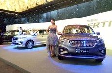 Cận cảnh Suzuki Ertiga 2019 tại buổi lễ ra mắt chính thức ngày 29/6