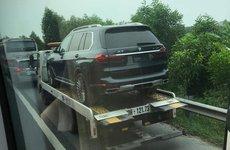 BMW X7 2019 bị bắt gặp trên đường vận chuyển