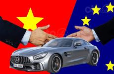 Ô tô từ châu Âu về Việt Nam hưởng thuế nhập khẩu 0% sau Hiệp định EVFTA