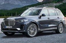 Giá xe BMW X7 2019 mới tại đại lý khởi điểm từ 6,85 tỷ đồng, nhận giao xe ngay