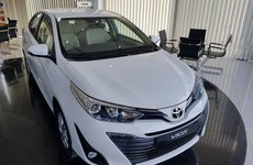 Toyota Vios giảm giá mạnh tại đại lý, khách lời hàng chục triệu khi qua tay bán lại