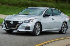 Đánh giá xe Nissan Altima 2019 sau 65.000 km đi được - Liệu có vượt được Honda Accord?