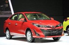 Toyota Vios 2019 trải qua nhiều thăng trầm kể từ khi ra mắt khách Việt tháng 8/2018