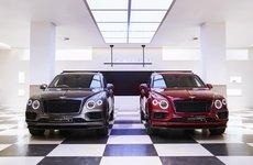 Mừng sinh nhật 100 tuổi, Bentley Bentayga ra mắt 2 phiên bản đặc biệt