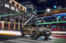 BMW X6 2020 chính thức ra mắt tại Mỹ, dáng vóc rất thể thao