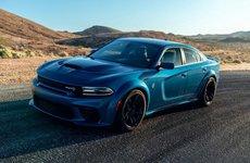 Dodge Charger SRT Hellcat Widebody 2020 - Mẫu sedan mạnh mẽ nhất hành tinh trình làng
