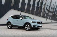 Volvo XC40 2020 facelift trình làng với danh mục 'đồ chơi' phong phú
