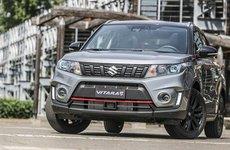 Suzuki Vitara phiên bản Katana mạnh mẽ nhất thế giới đã xuất hiện