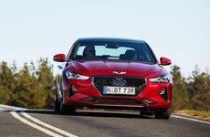 Genesis sẽ ra mắt chiếc SUV hạng sang nhỏ gọn dựa trên nền tảng G70