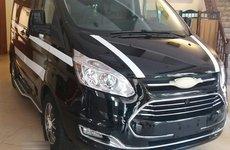 Ford Tourneo bất ngờ lộ diện trên đường phố Việt Nam trước thềm ra mắt