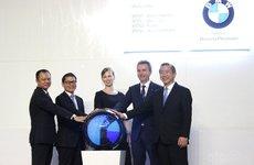 Tổ hợp showroom 3 thương hiệu BMW, MINI và BMW Motorrad chính thức khai trương tại TPHCM