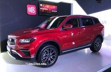 Geely Boyue Pro - SUV Trung Quốc 'nhái' nội thất Porsche