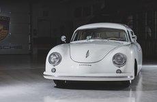 Porsche 356 bản Limousine của nhà sưu tập quá cố được bán đấu giá