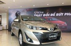 Phân khúc hạng B: Toyota Vios đè bẹp Hyundai Accent với doanh số 3.403 xe
