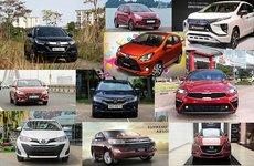 Toàn cảnh thị trường ô tô tháng 6/2019: Toyota là hãng bán nhiều xe nhất