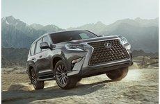 Những điều cần biết về Lexus GX 2020