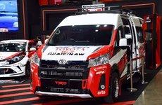 [Bangkok Auto Salon 2019] Toyota Hiace TRD trình làng