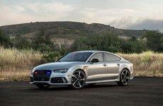 Khám phá chiếc Audi RS7 Sportback có khả năng chống đạn, giá 205.000 USD