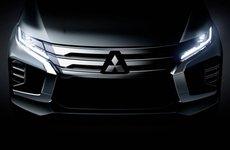 Mitsubishi Pajero Sport 2020 lộ video teaser, mở đường cho ngày ra mắt Đông Nam Á