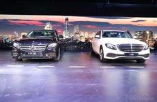 Giá lăn bánh xe Mercedes-Benz E-Class 2019 mới ra mắt khách Việt