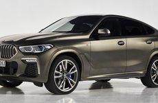 So sánh BMW X6 2020 thế hệ mới và BMW X6 2019
